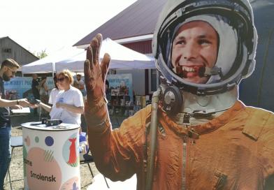 Интересное приграничье: все о космосе рассказали на смоленском фестивале «Млечный путь» | видео