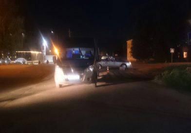 В Орше в ДТП пострадал велосипедист