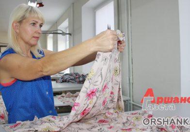 Одежду известного бренда шьют в Орше