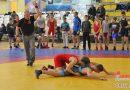 В Орше борцы разыграли медали турнира на призы Сергея Китаёва