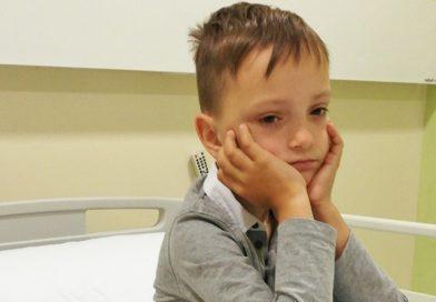 Родители Вани Борисюка обращаются за помощью: у мальчика третий рецидив рака