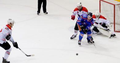 «Локомотив» дома выиграл у «Пинских Ястребов» и сегодня встретится на выезде со сборной U-18