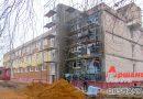В отделении реабилитации горбольницы № 3 в Барани начался капитальный ремонт