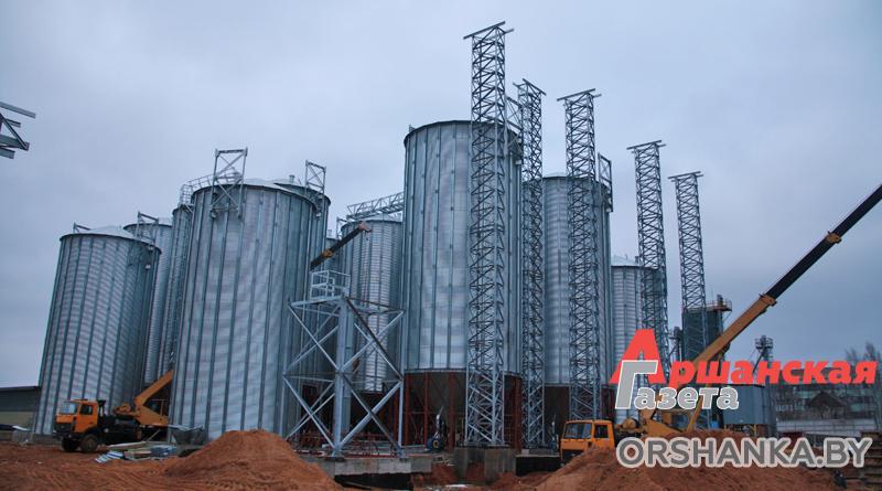 Проекты для новых возможностей: в Оршанском районе строят несколько масштабных сельхозобъектов