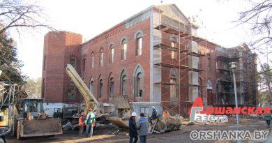 Началась реконструкция исторического корпуса госпиталя в Юрцево | фото