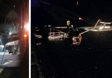 В ДТП в Оршанском районе погибла велосипедистка