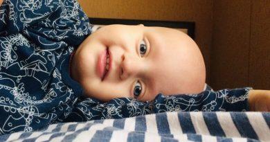 У годовалого Ильи из Жлобина рак почки. Варианты лечения в Беларуси исчерпаны