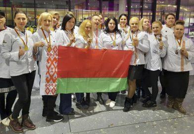 Кондитеры из Орши получили золотую и бронзовую медали на Всемирной кулинарной Олимпиаде   видео