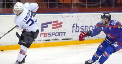 Оршанский «Локомотив» вышел в плей-офф