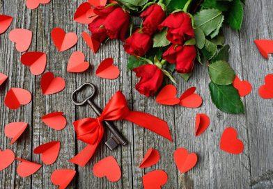 Влюбленным в Барани снизили цены на цветы