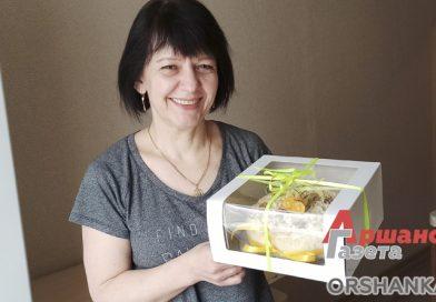 Хобби превратила в работу. Оршанка стала самозанятой, чтобы печь торты на заказ | видео