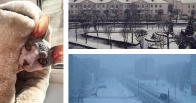 От зимы до весны. Чем на выходных оршанцы делились в Инстаграме? | фото