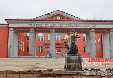 Остановку возле ГДК «Орша» переносят на время ремонта площади