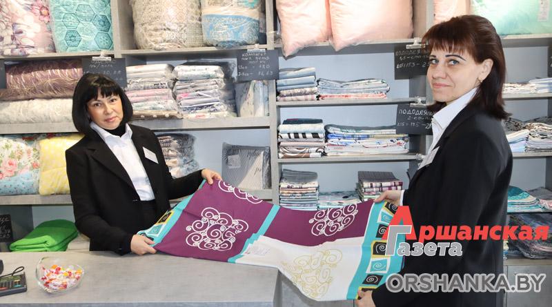 В Орше после ремонта открылся магазин «Нить» | фото, видео