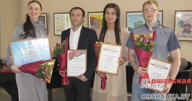 В Орше медработникам вручили награды за работу с пациентами с коронавирусом