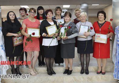 Сегодня в Оршанском райисполкоме чествовали участниц акции «Женщины на жатве»