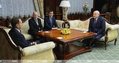 Лукашенко подчеркивает важность совместной работы спецслужб Беларуси и России с учетом внешней обстановки