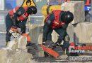 Проверили готовность к авариям зимой: На «Оршастройматериалах» прошли областные учения