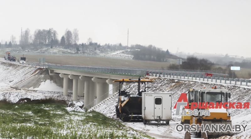 Скоро откроют мост через Адров | фото, видео