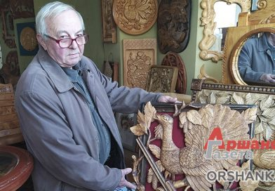 Как Василий Прусенков обучает молодежь столярному делу | фото, видео