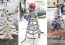 В Орше прошел районный конкурс «Ёлки в городе»