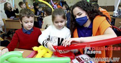 Участники проекта «Зимний маршрут» посетили Оршу