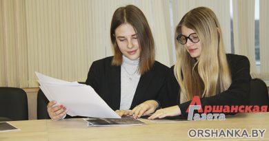 Какие проекты разрабатывает Молодежная палата Оршанщины