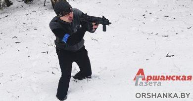 Турнир по лазертагу для военнослужащих Орши организовал БРСМ