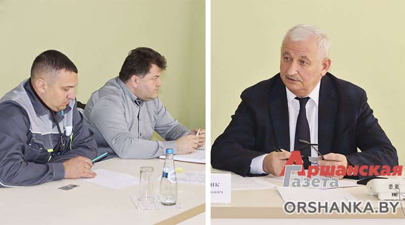 В Орше чешский инвестор реализует новый проект