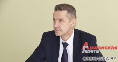 Прокурор области в Орше провел выездной прием