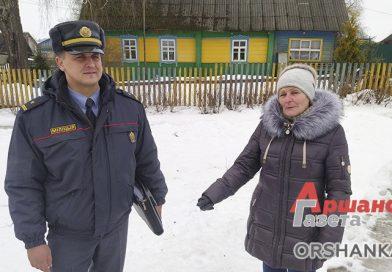 4 марта — День милиции. Будни сельского участкового Михаила Требникова | видео