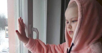Чтобы рак не вернулся, Даше нужно лечение в Испании