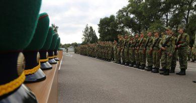 Мечтаете стать офицером-пограничником? Срок приема заявлений продлен до 8 мая