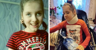 С новой коляской у Алёны Заводской появится возможность гулять и учиться