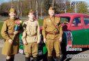Оршанец Леонид Кузнецов возглавил колонну автопробега
