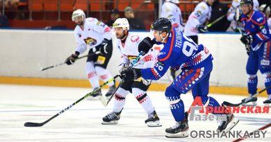 Оршанский «Локомотив» провел две игры на домашней площадке | фото