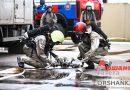 На Оршанском мясоконсервном комбинате прошли учения МЧС | видео, фото