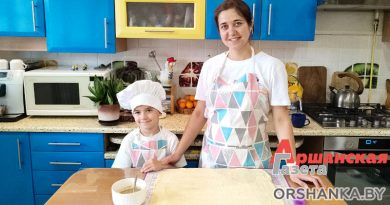 Печем булочки «Синнабон» ко Дню матери | видео
