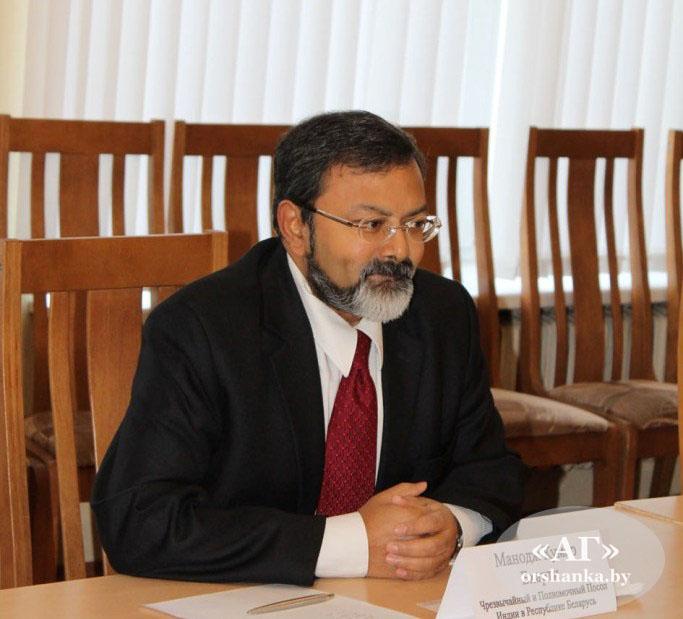 посол индии