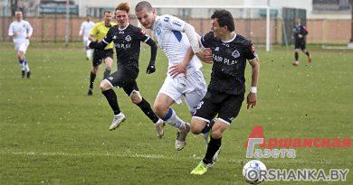 В Орше стартовал новый футбольный сезон   фото