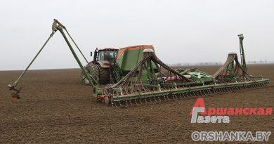 Задача номер один — посеять озимые в течение недели. Лукашенко заслушал доклад главы Минсельхозпрода