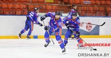 Болеем за оршанский «Локомотив» на Кубке Руслана Салея