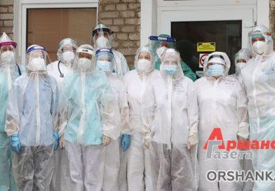 Медработники больницы № 3 из «красной зоны» | видео