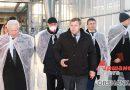 Оршанский район с рабочим визитом посетила группа политических деятелей Украины